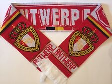 ANTWERP Football Scarves New from Soft Luxury Acrylic Yarns