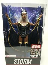Marvel Barbie Doll 2019 Storm Marvel 80 Years Brand New Collectible