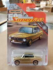 Matchbox 50th Anniversary Superfast #3/6 '69 BMW 2002