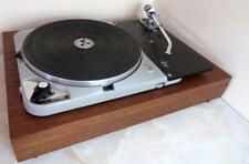 THORENS TD124/II TURNTABLE + SME 3012 TONEARM - FULLY SERVICED - WORLDWIDE POST