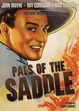 Pals of the Saddle [New DVD] Black & White