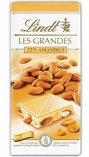 Lindt Les Grandes Mandeln / Almonds Blanc 150 g - Chocolate from Switzerland
