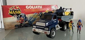 mask toys kenner m.a.s.k Goliath Matt Trakker Nevada Rushmore Excellent Cond