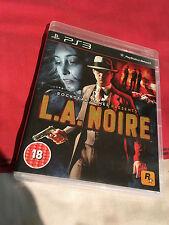 L.A. Noire PS3
