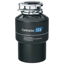InSinkErator Contractor 333 Contractor Series 3/4 HP Garbage - Without Power