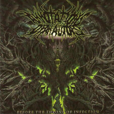 Annotations Of An Autopsy – Before The Throne Of Infection New + Sealed CD
