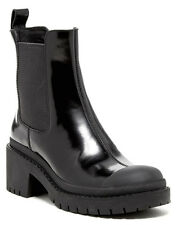 Marc by Marc Jacobs Willoughby Chelsea Boot Black Size US8 EU38 New In Box $468