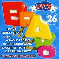 NEU Doppel CD – Bravo Hits 26