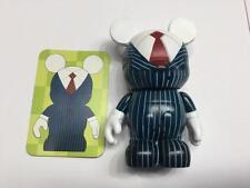 """Suit Businessman Business Occupations VINYLMATION Disney 3"""" & Card WDW Authentic"""