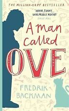 A Man Called Ove by Backman, Fredrik