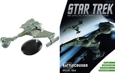 STAR TREK Official Starships Magazine Special #22 Klingon Battle Cruiser 2009