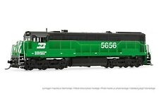 Arnold Burlington Northern GE U28C DCC Ready #5656 N Scale Locomotive HN2315