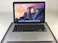 "2013 Apple Macbook Pro 13.3"" Retina A1502 2.4 GHz i5 4GB 128GB Flash (BD1056685)"