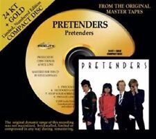 Pretenders Gold CD Audio Fidelity Gold Disc Numbered Limited Edition New Sealed