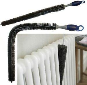 Long Reach Flexible Radiator Heater Cleaning Brush Dust Cleaner 70cm