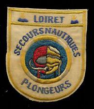 Français Marine Spéciale Opérations Plongée De Loiret Eau Rescue Patch A-8