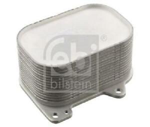 Original Febi BILSTEIN Radiador Aceite de Motor 103050 Para Skoda VW