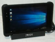 "Touch Dynamic Quest 7"" POS Tablet & Cradle, Intel Atom, Windows 10"