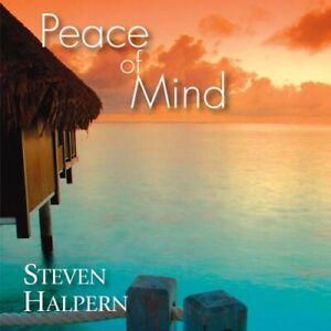 Steven Halpern - Peace of Mind [New CD]