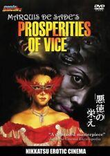 Marquis de Sade's Prosperities Of Vice DVD Pinky Violence (Mondo Macabro) OOP