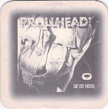 PROLLHEAD-SIE IST HEISS-2 TRACK PROMO CD CARDBOARD-DANCEBANGER MIX