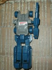 Transformers G1 Fortress Maximus  VINTAGE Parts Lot Originals Cog with 1 Arm