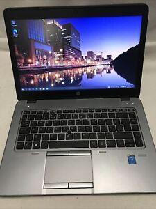 HP EliteBook 840 G2, i5-5300, 6GB RAM, 500GB HDD, Windows 10 Pro, 2.30GHz