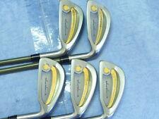Honma Ladies New LB280 24K goldline gold ring golf 4s (5-9) Excellent Best Trial