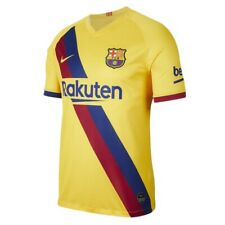 Nike FC Barcelona Away Stadium Rakuten Jersey 19 / 20 Aj5531-728 Size Medium