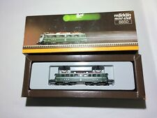 Z scale Marklin 8850 electric locomotive    DCC and  led front/back