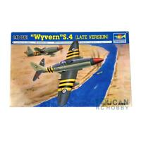 02820 1/48 Trumpeter Model Kit UK Wyvern S.4 Late Aircraft Attack Plane Static