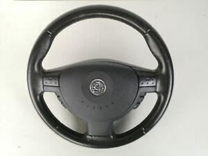 Vauxhall Opel Tigra 04-09 Convertible Genuine Complete Steering Wheel Inc Airbag