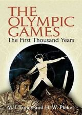The Olympic Games : The First Thousand Years by H. W. Pleket and M. I. Finley...