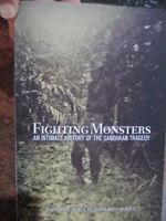 FIGHTING MONSTERS SANDAKAN POW STORY Australian WW2 War Book