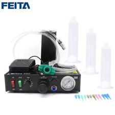 FT-982A Semi-automatic Glue Dispenser Solder Paste Liquid Adhesive Controller