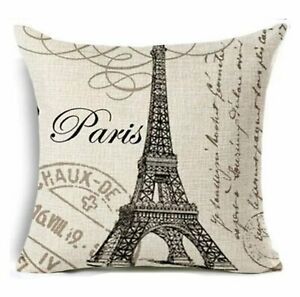 Cushion Pillow Shabby Chic French Provincial Paris