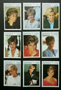 [SJ] Benin Princess Diana 1998 Royal (stamp) MNH
