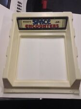 Space Encounters Video Arcade Game Plastic Shroud