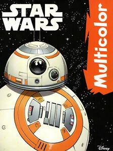 STAR WARS - Multicolor Malbuch - BB-8 - von LUCASFILM LTD. #598466
