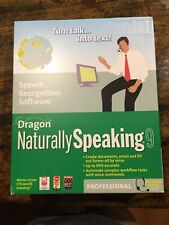 Nuance Dragon Naturally Speaking Standard Speech Recognition Software, Version 9