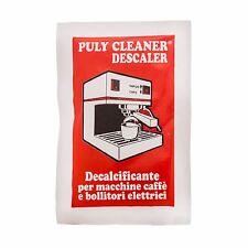 1 decalcificante puly cleaner -pulizia macchine caffè lavazza gaggia nespresso