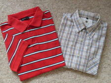 Check Regular Loose Fit NEXT Casual Shirts & Tops for Men