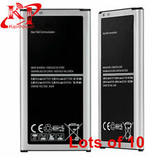 Lot of 10 Original OEM Samsung 2800mAh Battery For Samsung Galaxy S5 EB-BG900