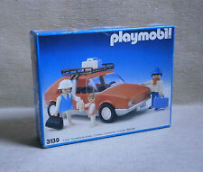 """PLAYMOBIL # 3139 """" Family Car """" MISB NEW CITY LIFE MADE IN W. GERMANY 1987 VTG"""