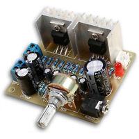 DIY Kit 2.0 Dual-Channel TDA2030A Power Amplifier Module CG