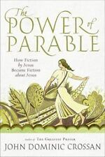 The Power of Parable: How Fiction by Jesus Became Fiction about Jesus (Paperback