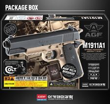 Academy Colt M1911A1 TAN Airsoft Pistol BB 6mm /Spring,Hop Up System