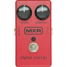 MXR M102 Dyna Comp Compressor Effect Pedal