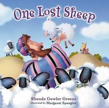 One Lost Sheep by Rhonda Gowler Greene (2014, Hardcover), New, Ready to Ship