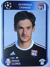 PANINI 74 Hugo Lloris Olympique Lyonnais UEFA CL 2010/11